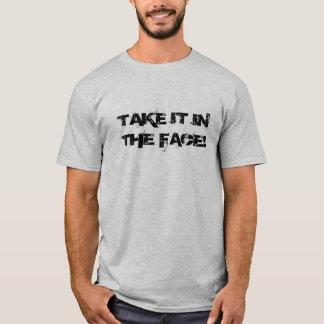 Camiseta Tome-o na cara!