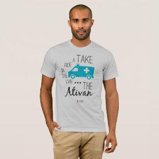 Camiseta Tome um passeio no ativan