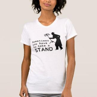 Camiseta Tome um suporte