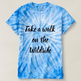 Camiseta Tome uma caminhada no Wildside