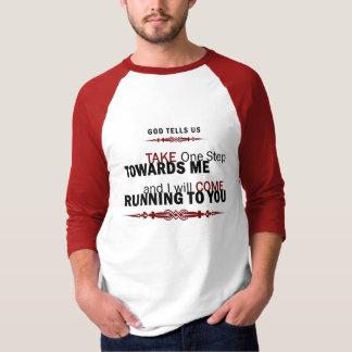 Camiseta Tome uma etapa para mim