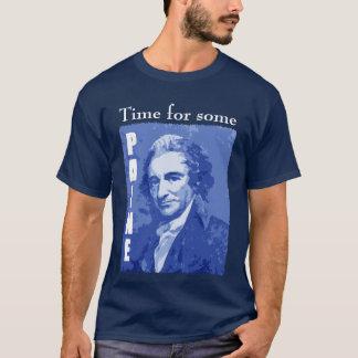 """Camiseta TomPaine - """"ligação, segue ou sai da maneira. """""""