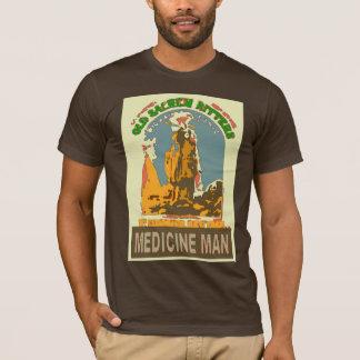 Camiseta Tónico do homem de medicina