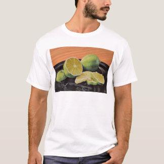 Camiseta Tónico e limão