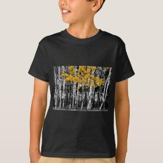 Camiseta Toque de Aspen da laranja