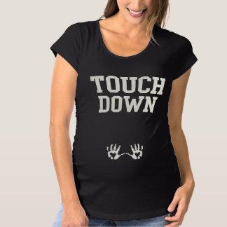 Camiseta toque para baixo