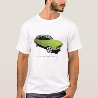 Camiseta Torana - t-shirt clássico australiano do carro