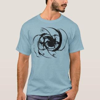 Camiseta Torção abstrata