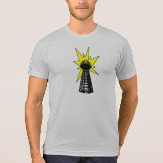 Camiseta torre da energia alta