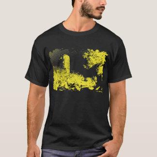 Camiseta Torre da garganta escura