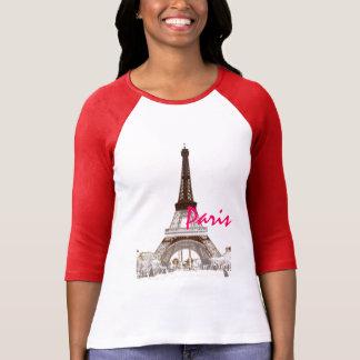 Camiseta Torre Eiffel de Paris