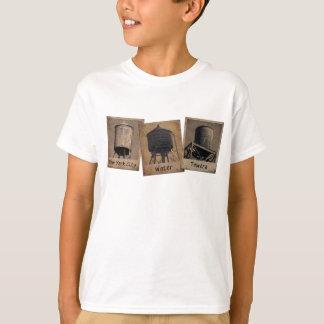 Camiseta Torres de água da Nova Iorque