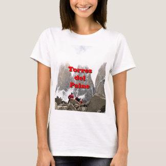 Camiseta Torres del Paine: O Chile