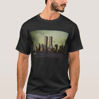 Camiseta Torres gémeas