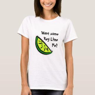 Camiseta torta do limão chave