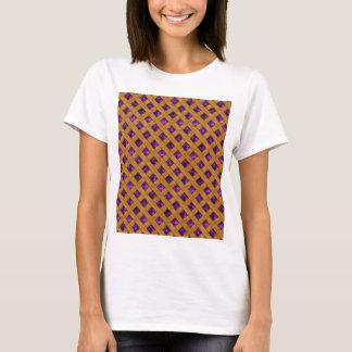 Camiseta Torta roxa