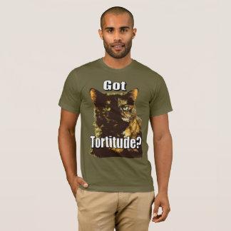 Camiseta Tortitude obtido t-shirt americano do roupa