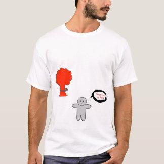 Camiseta Totalmente não minha falha