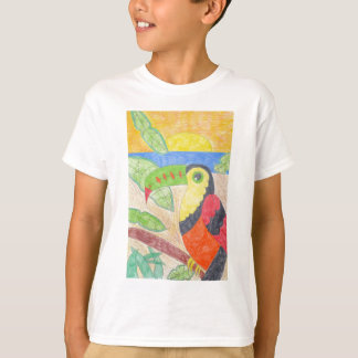Camiseta Toucan pelo T de Abby