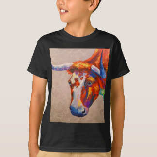 Camiseta Touro curioso