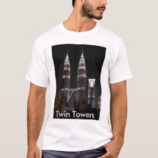 Camiseta Towers1 gêmeo