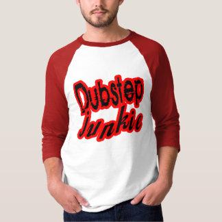 Camiseta toxicómano baixo da música de Dubstep da cultura