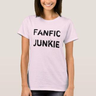 Camiseta Toxicómano de Fanfic