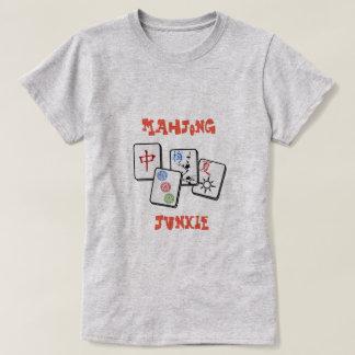 Camiseta Toxicómano de Mahjong