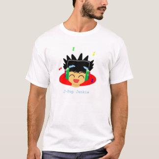 Camiseta Toxicómano do J-Pop