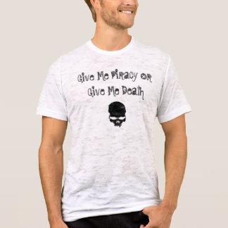 Camiseta TPS-Crânio [neutralização]