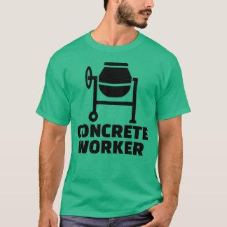 Camiseta Trabalhador concreto