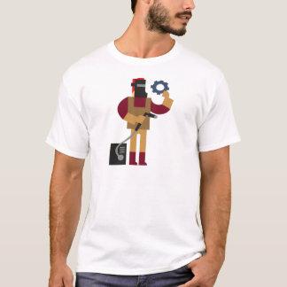 Camiseta Trabalhador do metal