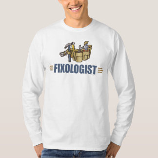 Camiseta Trabalhador manual engraçado