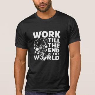Camiseta Trabalho até a extremidade do mundo