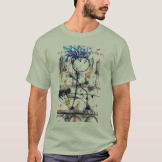 Camiseta Trabalho gráfico
