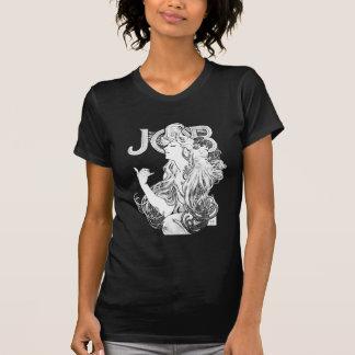 Camiseta TRABALHO ISOGS de Alphonse Mucha