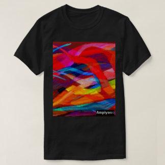 Camiseta Trabalhos de arte de Ampiyas no t-shirt