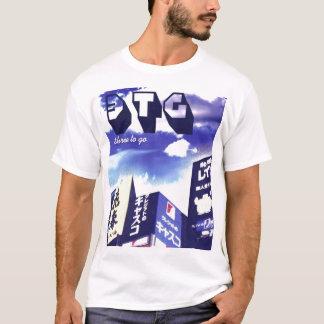Camiseta Trabalhos de arte do álbum do programa