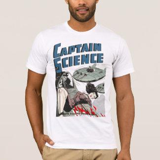 Camiseta Trabalhos de arte do capitão Ciência #3