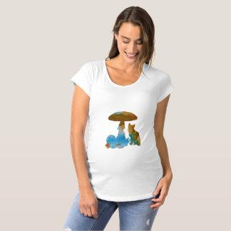 Camiseta Trabalhos de arte do gato