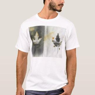 Camiseta Trabalhos de arte naturais da tinta das maneiras