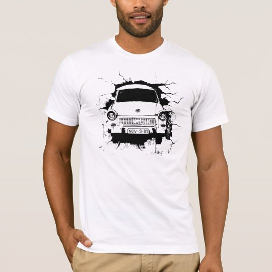 Camiseta Trabant in the Wall