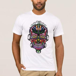 Camiseta Tração do crânio