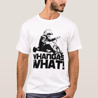 Camiseta Tração Trikes - Whangas QUE! (Cores claras)