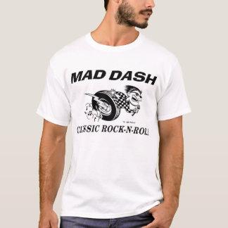 Camiseta Traço louco - Rocha-n-Rolo clássico