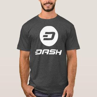 Camiseta TRAÇO - o t-shirt básico dos homens - CARVÃO