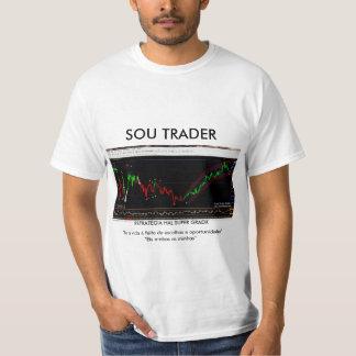 Camiseta Trader