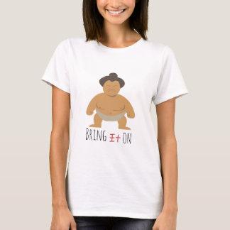 Camiseta Traga-o sobre