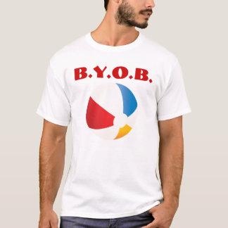 Camiseta Traga sua própria bola