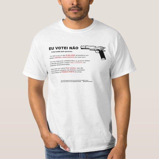 Camiseta TRAIÇÃO diversos modelos
